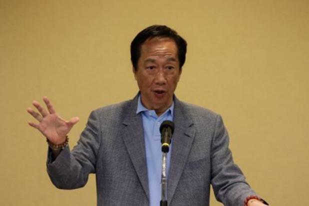 Foxconn wil dat Apple naar Taiwan komt