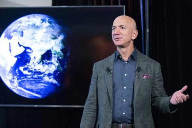 Jeff Bezos schenkt 200 miljoen dollar aan Amerikaans ruimtevaartmuseum