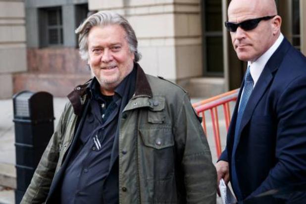 Ook Facebook haalt content van ex-Trump adviseur Bannon offline