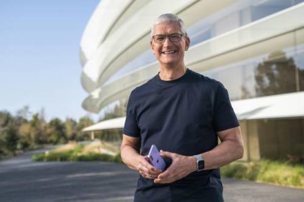Apple-topman Tim Cook: 'Strenge regels App Store nodig vanwege risico's'