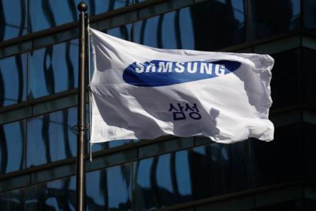Winstval voor Samsung