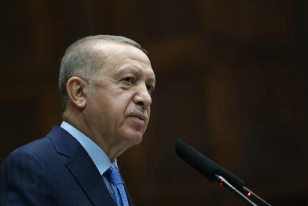 Turkse president Erdogan stopt met gebruik WhatsApp