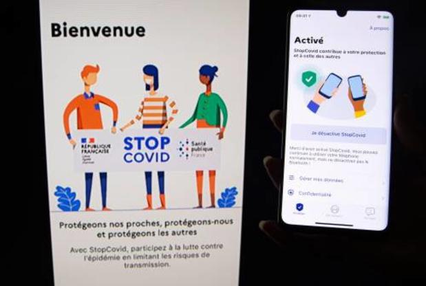 Franse corona-app heeft al 1 miljoen gebruikers