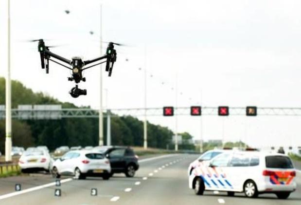 Volgend jaar helft meer professionele drones in de lucht
