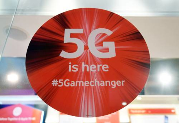 Huawei krijgt beperkte rol in Britse 5G-netwerken