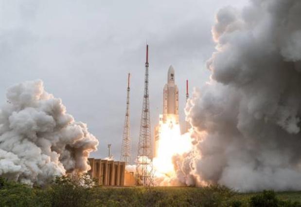 Europese satellietnavigatie Galileo ligt eruit