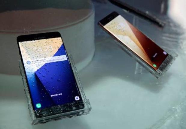 Samsung vervolgd voor misleiding over 'waterbestendige' Galaxy
