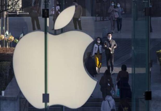 Apple krijgt miljoenenboete voor schenden patent