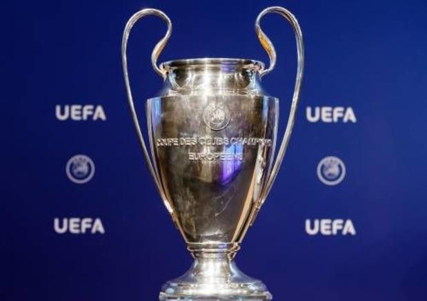 UEFA overweegt zo goed als gesloten Champions League