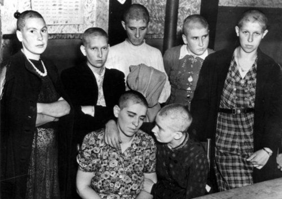 Hoe Roosendaal na de Tweede Wereldoorlog omging met zijn 'moffenmeiden'