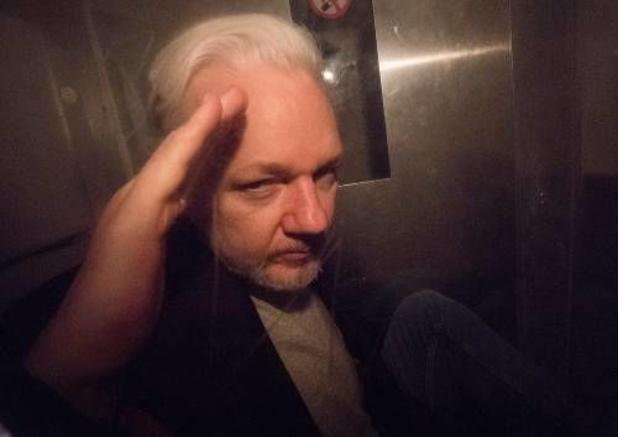 VN: 'Assange lijdt aan intens trauma door psychologische foltering'