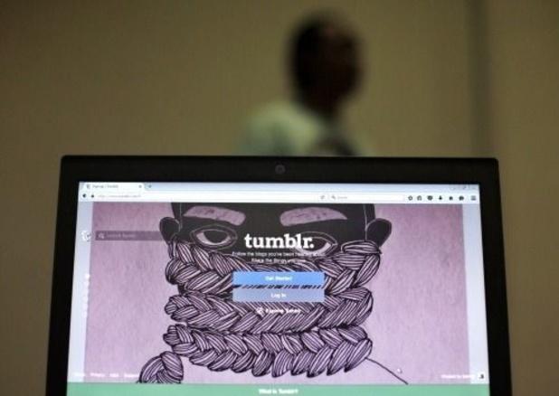 'Verizon bekijkt verkoop van Tumblr'