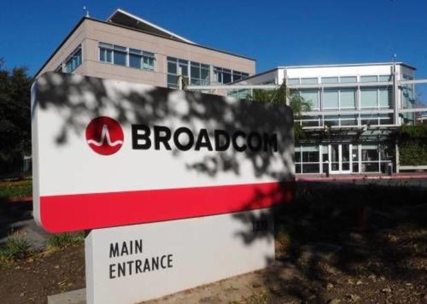 Chipbakker Broadcom kan minnelijk schikken over monopoliepositie