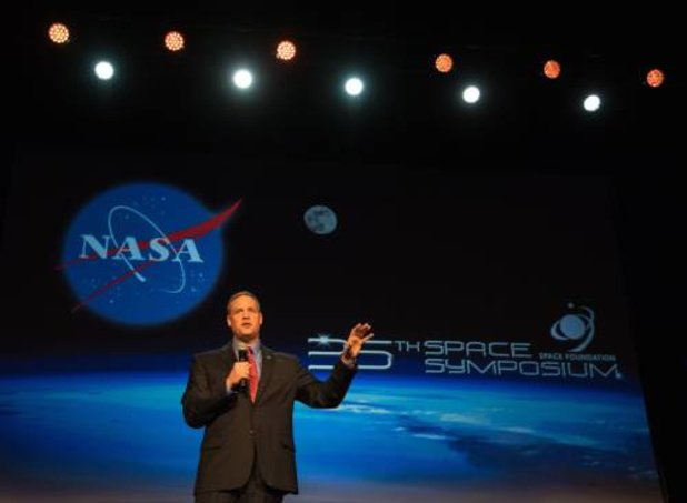 NASA wil in 2020 apparatuur op de maan zetten
