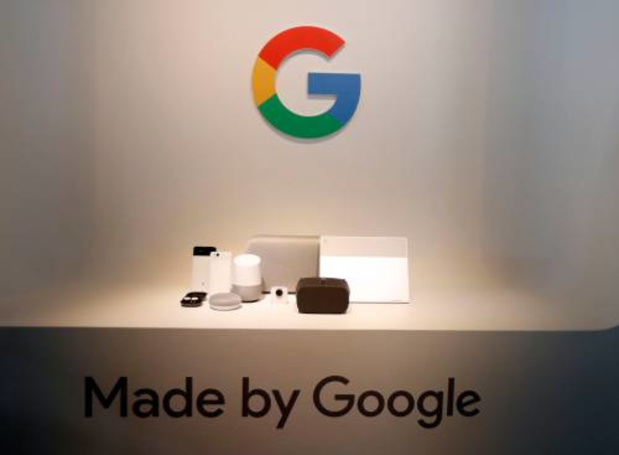 Google pompt 1,1 miljard euro in Belgisch filiaal