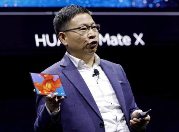 Huawei: beschuldigingen over patentbreuk zijn zwartmakerij