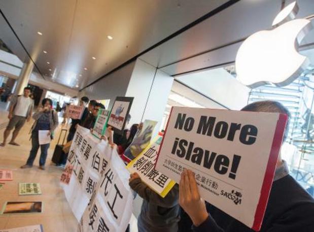 'Chinese iPhone-fabriek lapt regels aan laars'