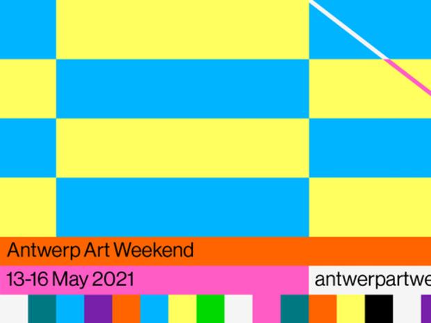 Antwerp Art Weekend: laat je meeslepen in de wereld van de hedendaagse kunst