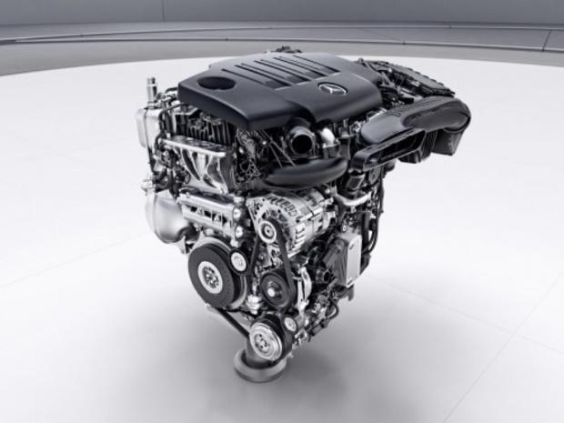 Mercedes monteert weer huiseigen dieselmotor in compacte modellen