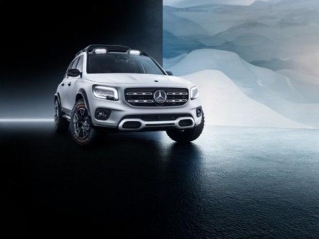 Mercedes onthult bijkomende compacte SUV