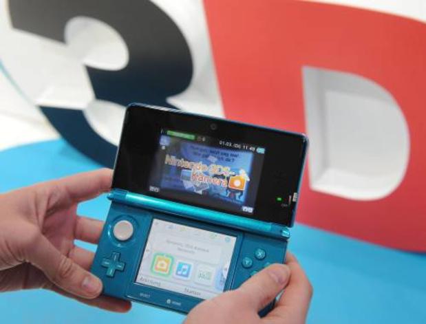 Nintendo stopt met de 3DS