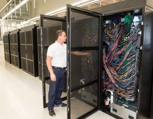 HPE koopt supercomputerbouwer Cray