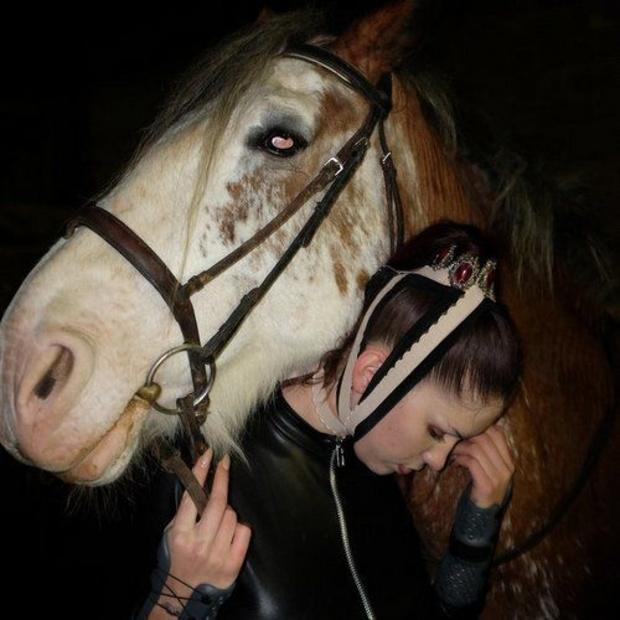 Eartheater is het mystieke paardenmeisje van de avant-garde elektronica