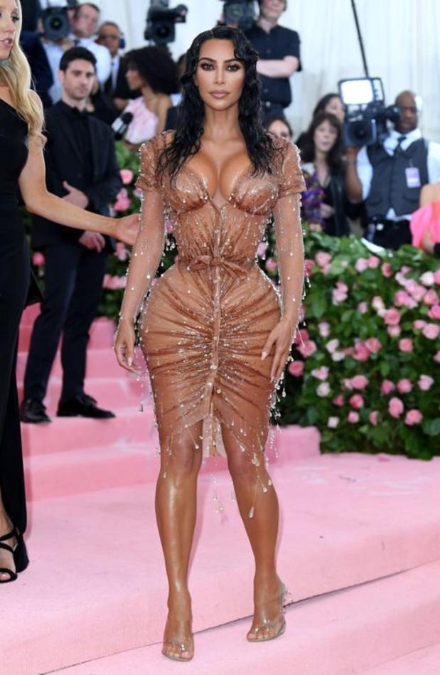 La marque de sous-vêtements gainants de Kim Kardashian agace, particulièrement les Japonais