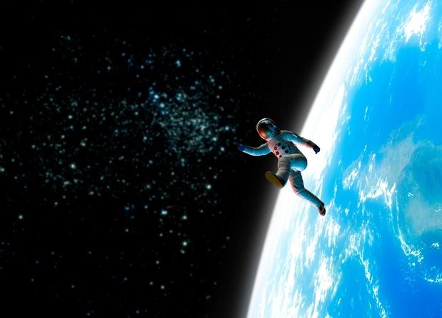 Les voyages spatiaux réactivent les virus latents