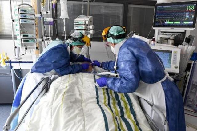 Covid en Belgique: Près de 1.000 patients actuellement hospitalisés