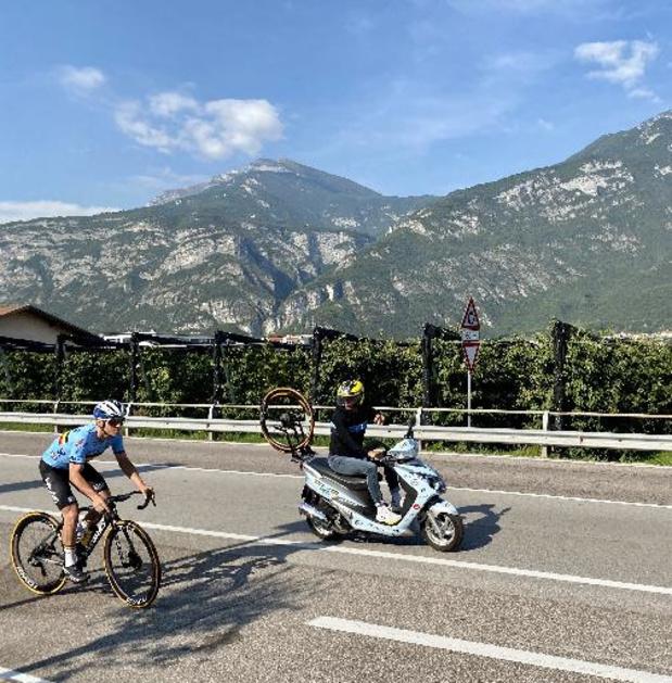 Euro de cyclisme - L'équipe belge emmenée par Evenepoel en quête du titre européen sur route à Trente
