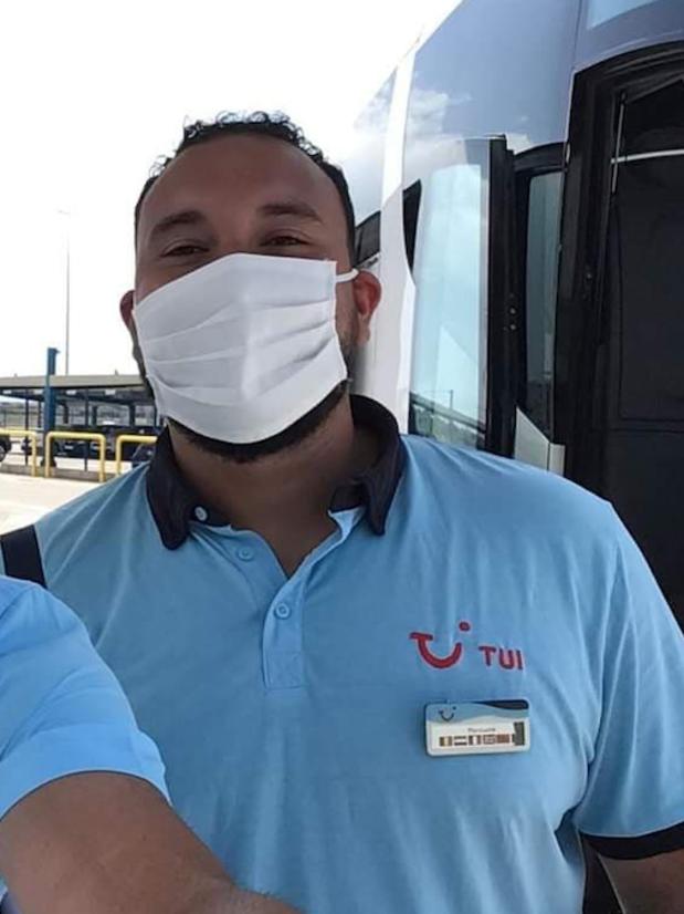 Ils travaillent pour vos vacances 4/5   Marouane, représentant pour TUI