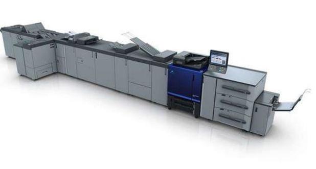Nouvelles imprimantes feuilles d'entrée de gamme de Konica Minolta