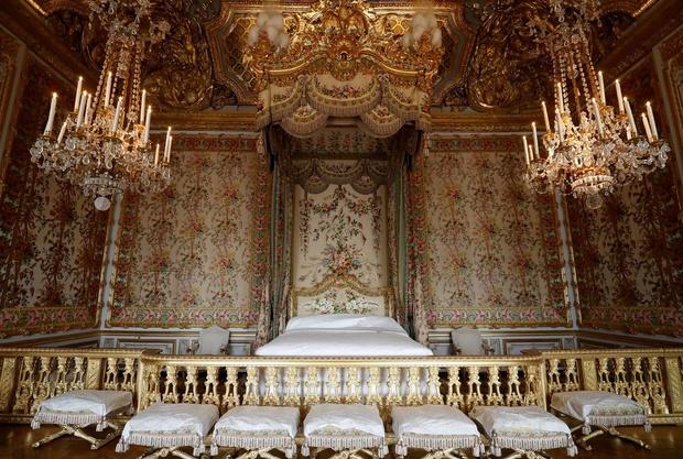 A Versailles, les appartements de la reine rouvrent au public, dans leur pureté d'origine