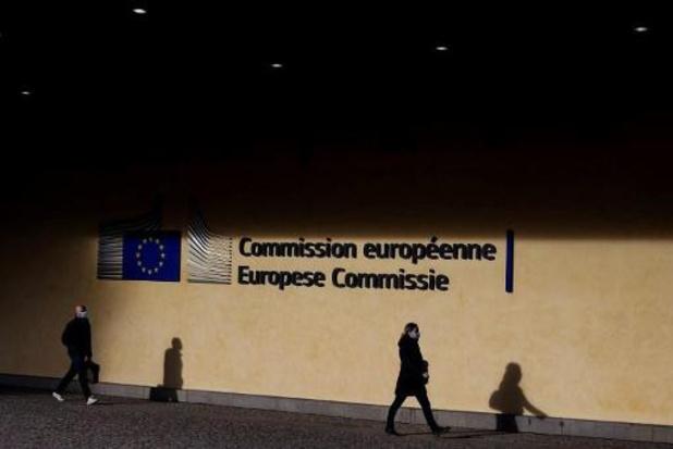 Europese Commissie wil op termijn kantoorruimte in Brussel verkleinen
