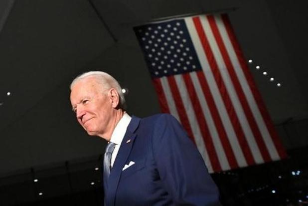 Joe Biden houdt geen verkiezingsbijeenkomsten meer