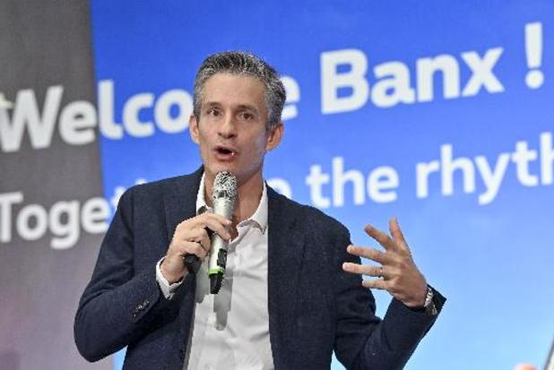 Proximus en Belfius lanceren bankapp 'Banx'