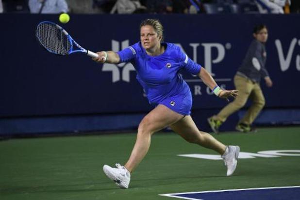 Kim Clijsters zet punt achter dit seizoen, geen Roland Garros