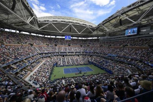 US Open gaat door zonder toeschouwers