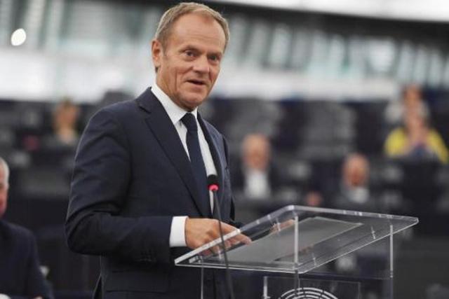 Donald Tusk: 'Brexit is het echte einde van het Britse imperium'