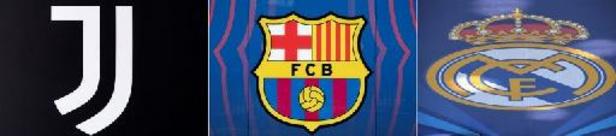 L'UEFA ouvre une enquête disciplinaire contre le Real, le Barça et la Juve