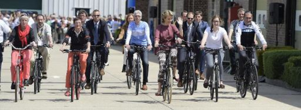 1.155 virtuele teams fietsen voor Kom op tegen Kanker