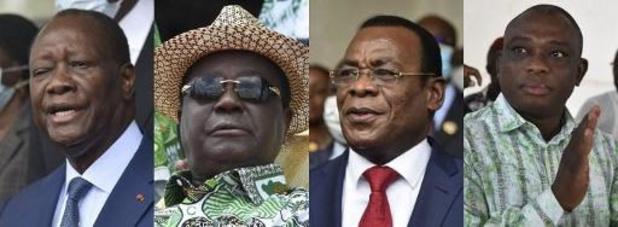 """Présidentielle en Côte d'Ivoire - Bédié appelle à la """"désobéissance civile"""""""