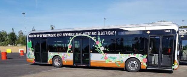 La STIB inaugure la ligne de bus 56 reliant Neder-Over-Heembeek au quartier européen