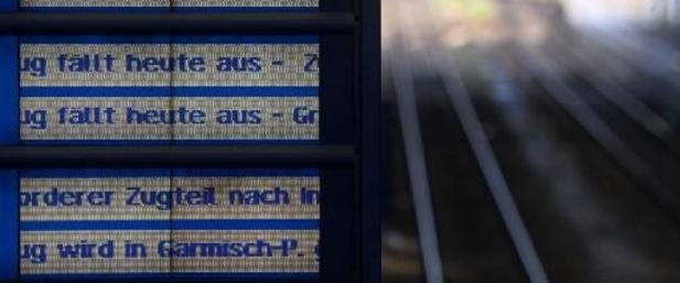 Nieuwe spoorstaking in Duitsland