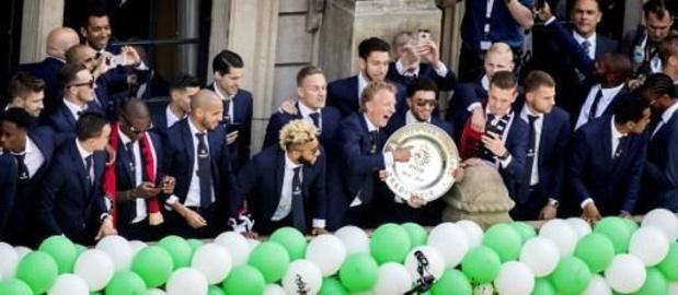 Pas de champion désigné en Eredivisie, l'Ajax a son ticket pour la Ligue des champions
