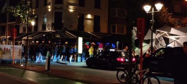 Geen arrestaties van feestvierders in uitgaansbuurt Knokke-Heist