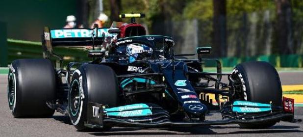 F1 - GP van Emilia-Romagna: Valtteri Bottas is de snelste in eerste oefenritten