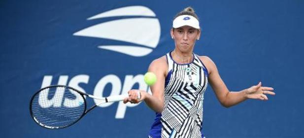 """US Open - Elise Mertens vlot naar derde ronde: """"Nochtans geen evidente zege"""""""