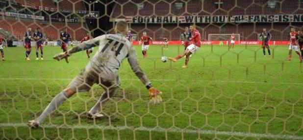 """Europe League - Gabor Marton: """"Après le premier penalty, le match était joué"""""""